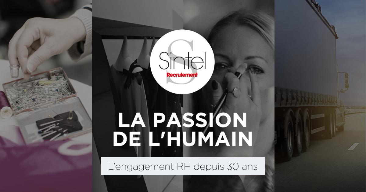 Sintel Recrutement La Passion De L Humain