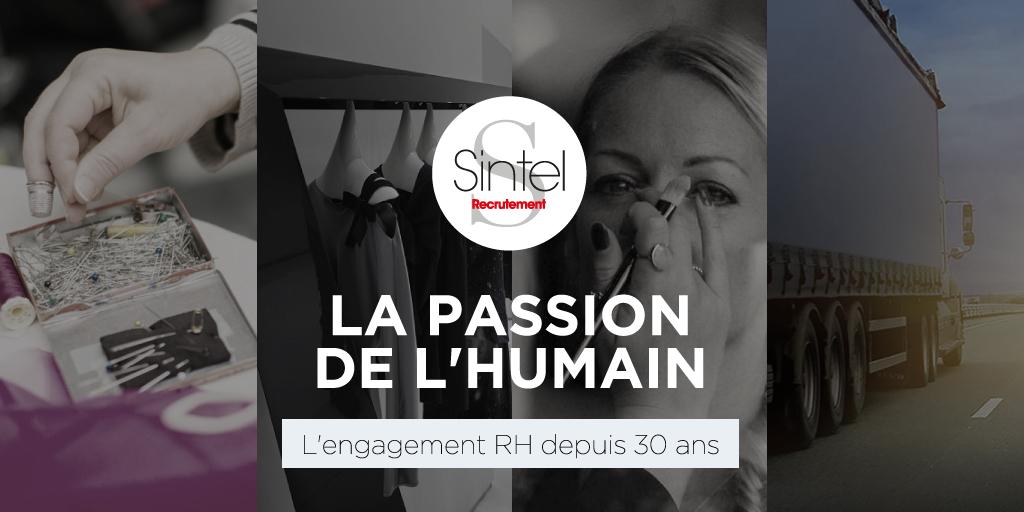 Sintel Recrutement - La Passion de L'humain